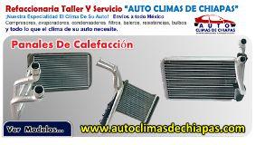 """Fotos de Refaccionaria Taller Y Servicio """"AUTO CLIMAS DE CHIAPAS""""  ¡Nuestra Especialidad El Clima De Su Auto!"""