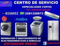 Servicio Reparación De Lavadoras Xalapa Enriquez Xalapa
