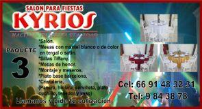 Foto de Salon Para Fiestas Kyrios