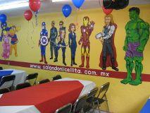 Fotos de Salones De Fiestas Infantiles En Coyoacan Doncellita