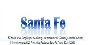 SantaFe  Productos De Cafeteria Y Limpieza Tijuana