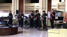 Foto de Saxofonista Profesional Alejandro Jimenez