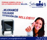 Selloprint Arcángel Cancún