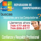 Foto de Servicio PC