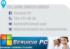 Fotos de Servicio PC
