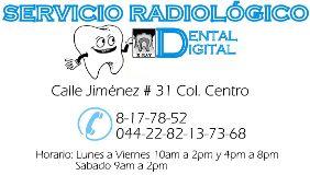 Fotos de Servicio Radiológico Dental Digital