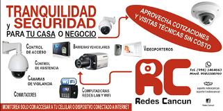 Fotos de redes cancun
