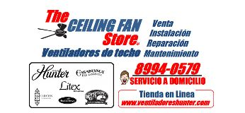 The Ceiling Fan Store - Ventiladores De Techo Monterrey