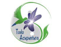 Logotipo de empresa Todo Acupuntura