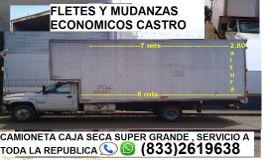 transportes castro Tampico