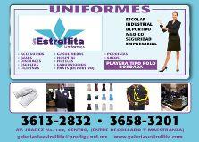 Foto de Uniformes Galerias Estrellita